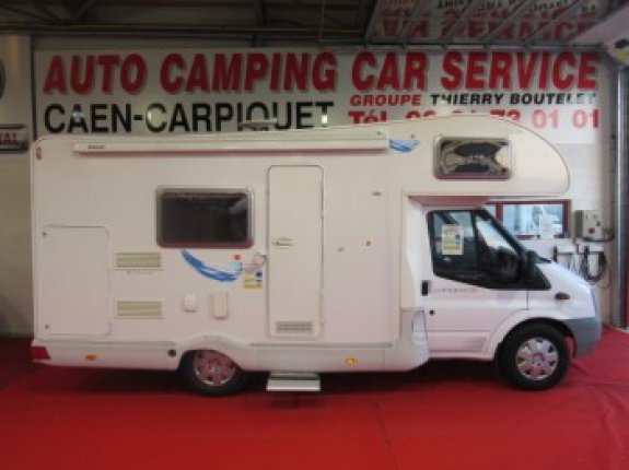 Camping car occasion a caen