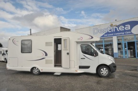 Camping car xgo dynamic 69 camping car occasion finistere particulier