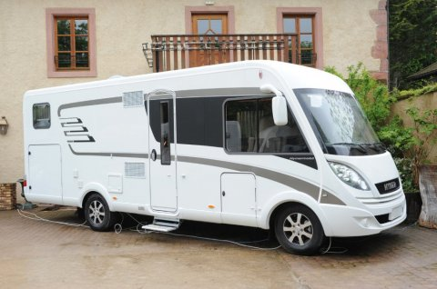 Le bon coin camping car hymer occasion