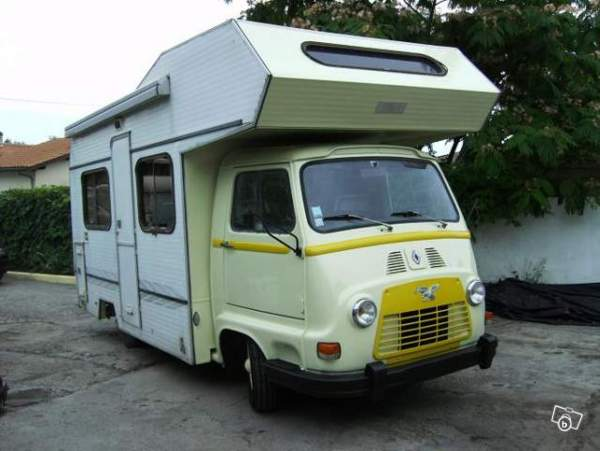 Camping car bambi gme occasion