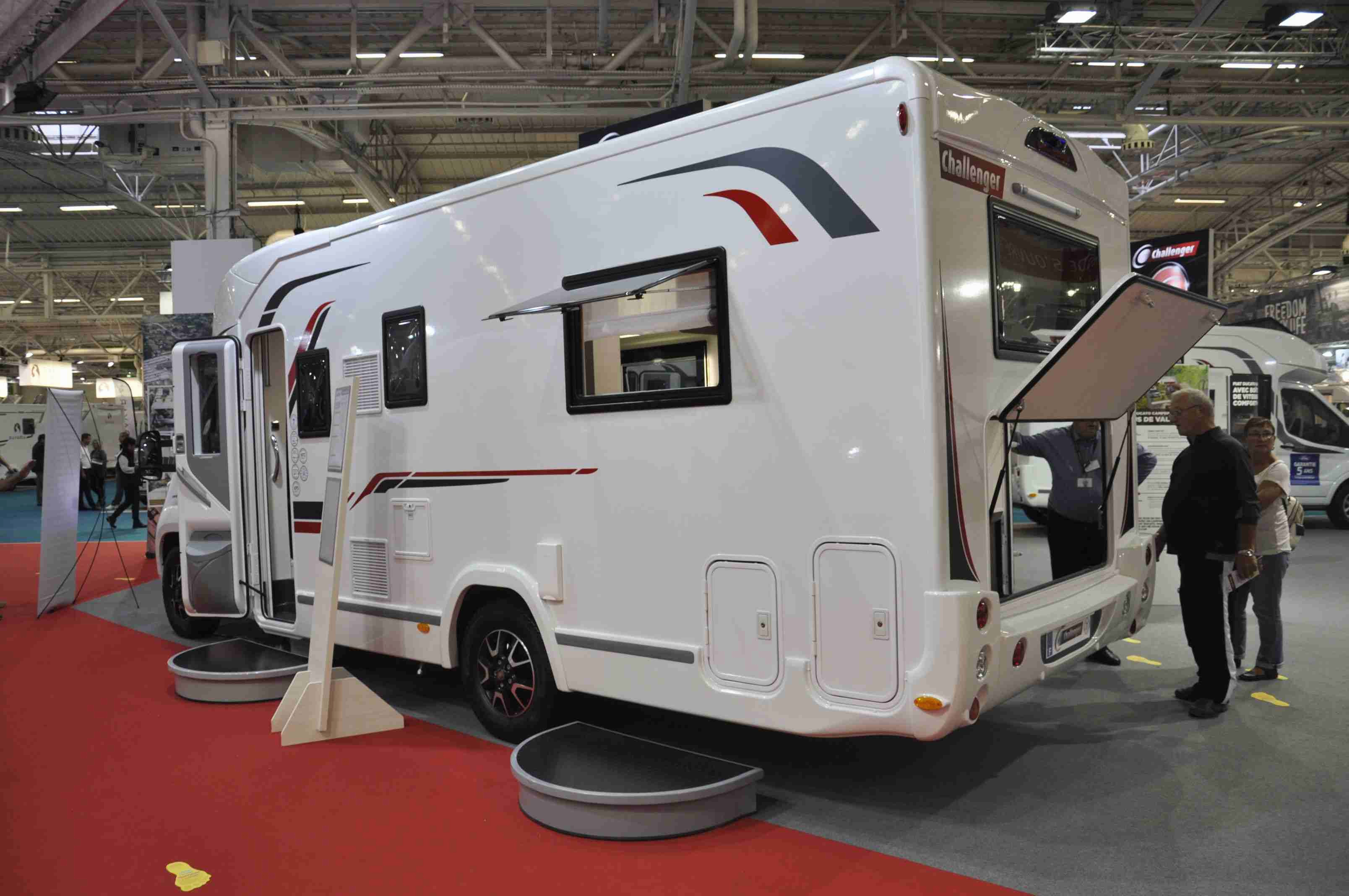 Salon du camping car lyon 2017
