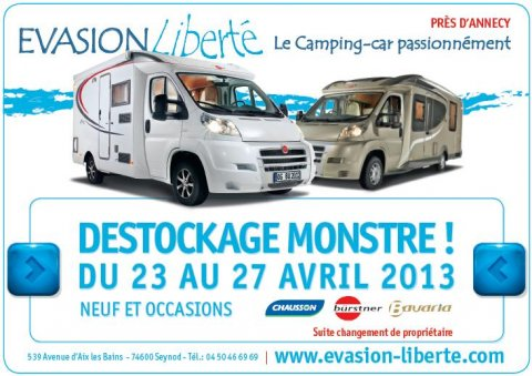 Camping car occasion etats unis