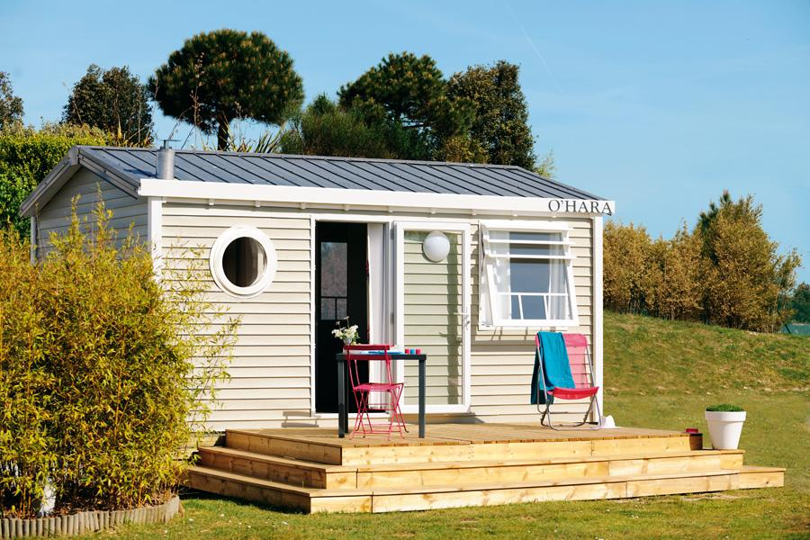 Mobil home occasion particulier a vendre