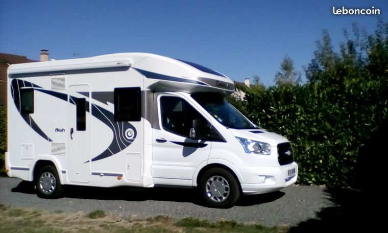 Camping car occasion chinon 37