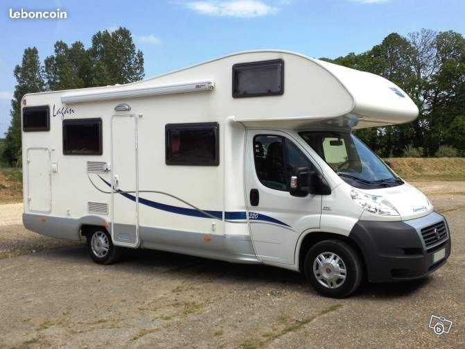 Camping car occasion le bon coin