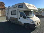 Camping car occasion indre camping car sauvage