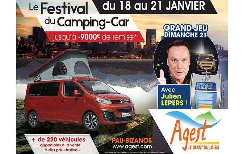 Camping car occasion agest tarbes