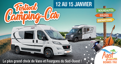 Camping car occasion agest pau