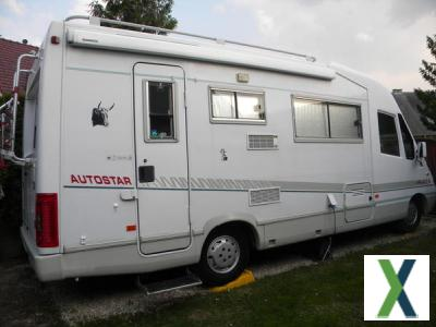 Camping car autostar integral occasion