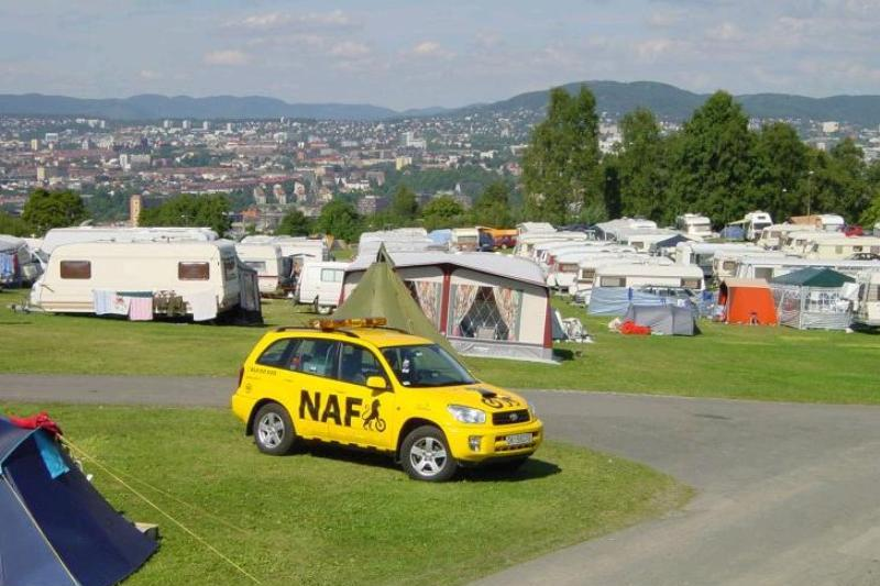 Location camping car oslo