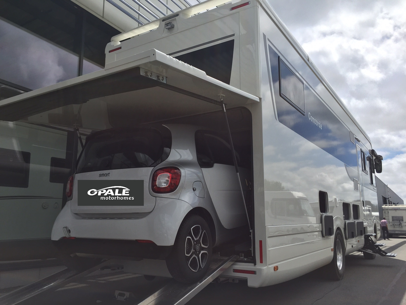 Opale evasion seclin camping car occasion