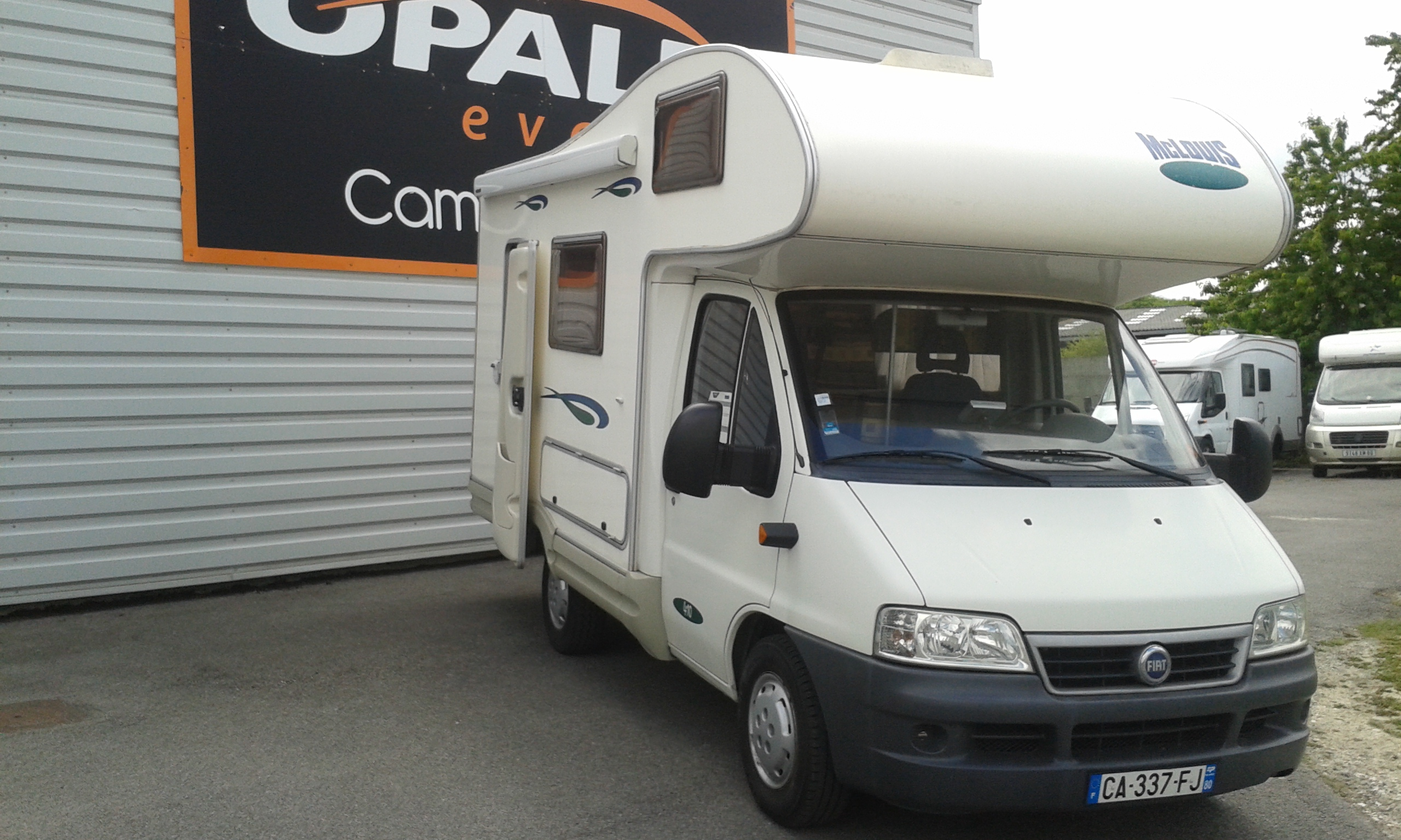 Le bon coin achat camping car occasion