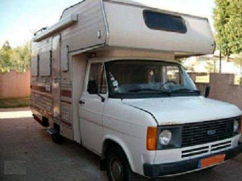 Vehicule occasion camping car