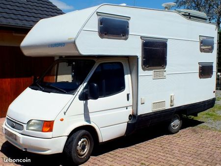Camping car occasion puy de dome