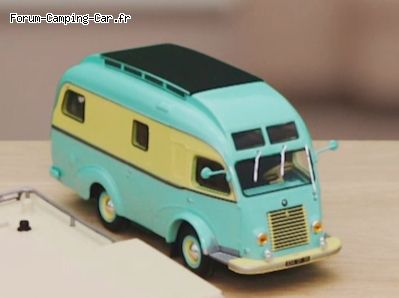 Collection camping car hachette