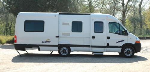 Equipement camping car pas cher