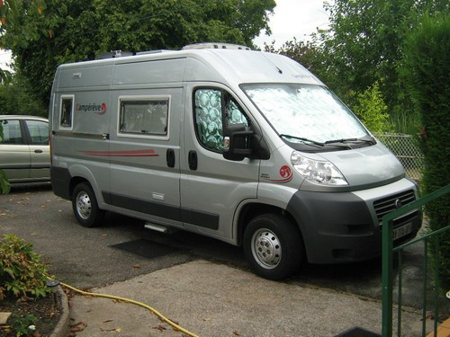 Ducato amenage camping car occasion