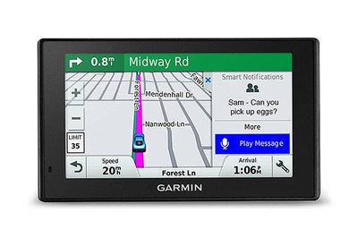 Gps camping car tomtom