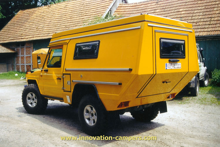 Camping car 4x4 occasion suisse