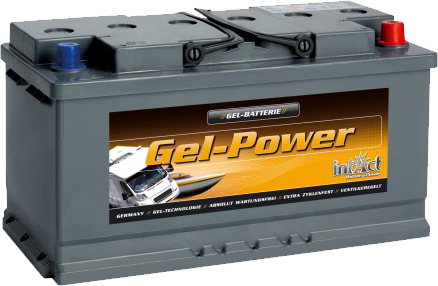 Batterie decharge lente gel pour camping car