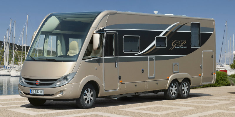 Camping car mercedes luxe camping car hymer occasion