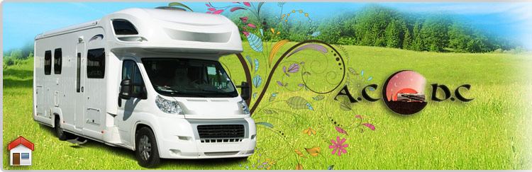 Camping car accessoires