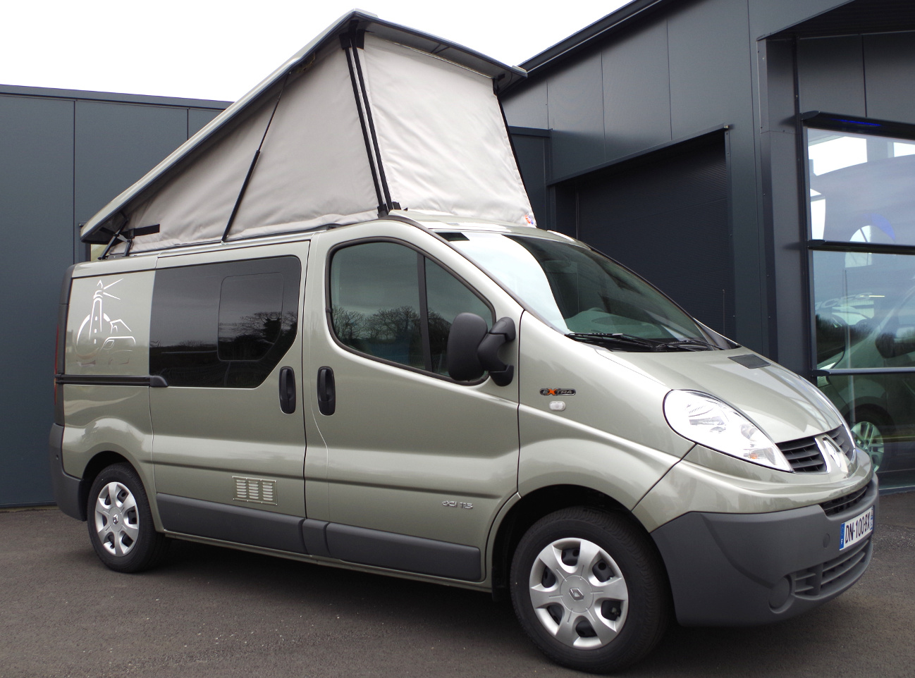 Camping car toit relevable camping car occasion indre