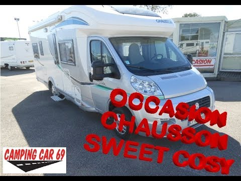 Camping car occasion compact camping car occasion espagne particulier