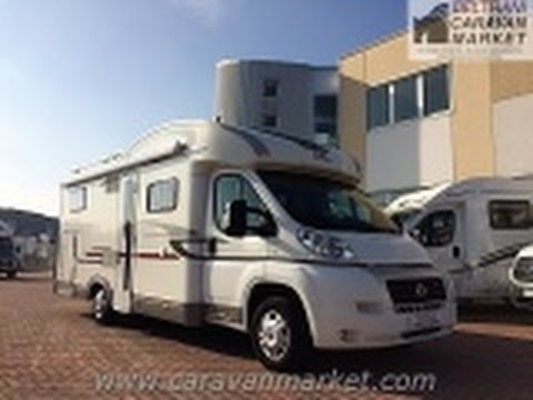 Camping car adria matrix plus 680 sl