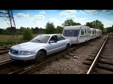 Top gear camping car