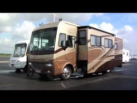 Camping car us occasion