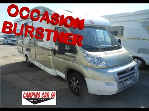 Camping car occasion 41