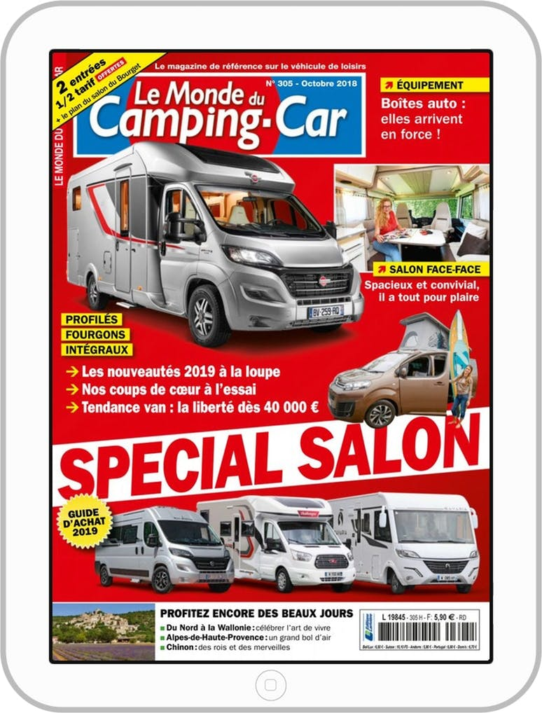 Lemonde du camping car