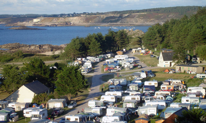 Aire camping car erquy