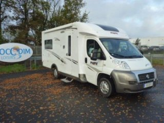 Camping car pilote p 690 occasion