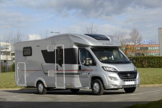 Camping car adria matrix