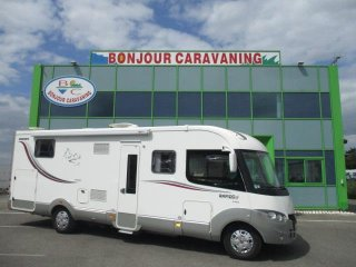 Camping car rapido 9000 dfh occasion