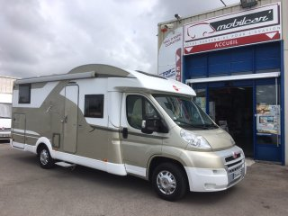 Camping car ixeo occasion