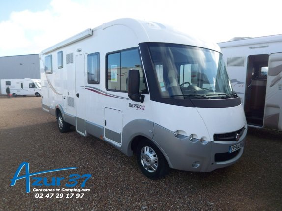 Camping car rapido 891 f occasion