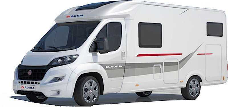Camping car adria compact plus sp