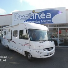 Destinea camping car