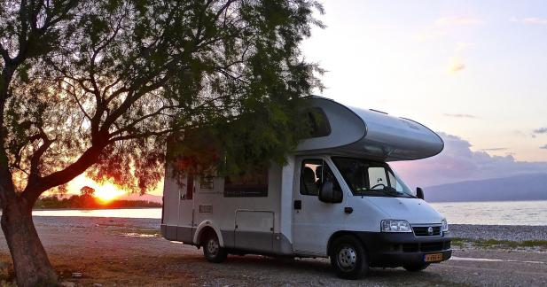 Difference caravane camping car