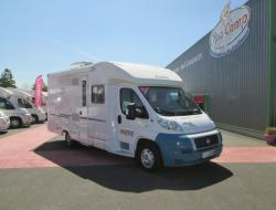 Camping car occasion ypo camp vesoul