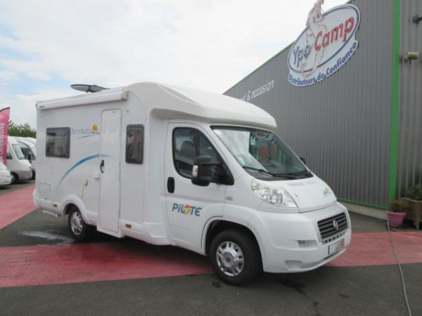 Vente camping car occasion rennes