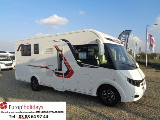 Vend camping car occasion alsace