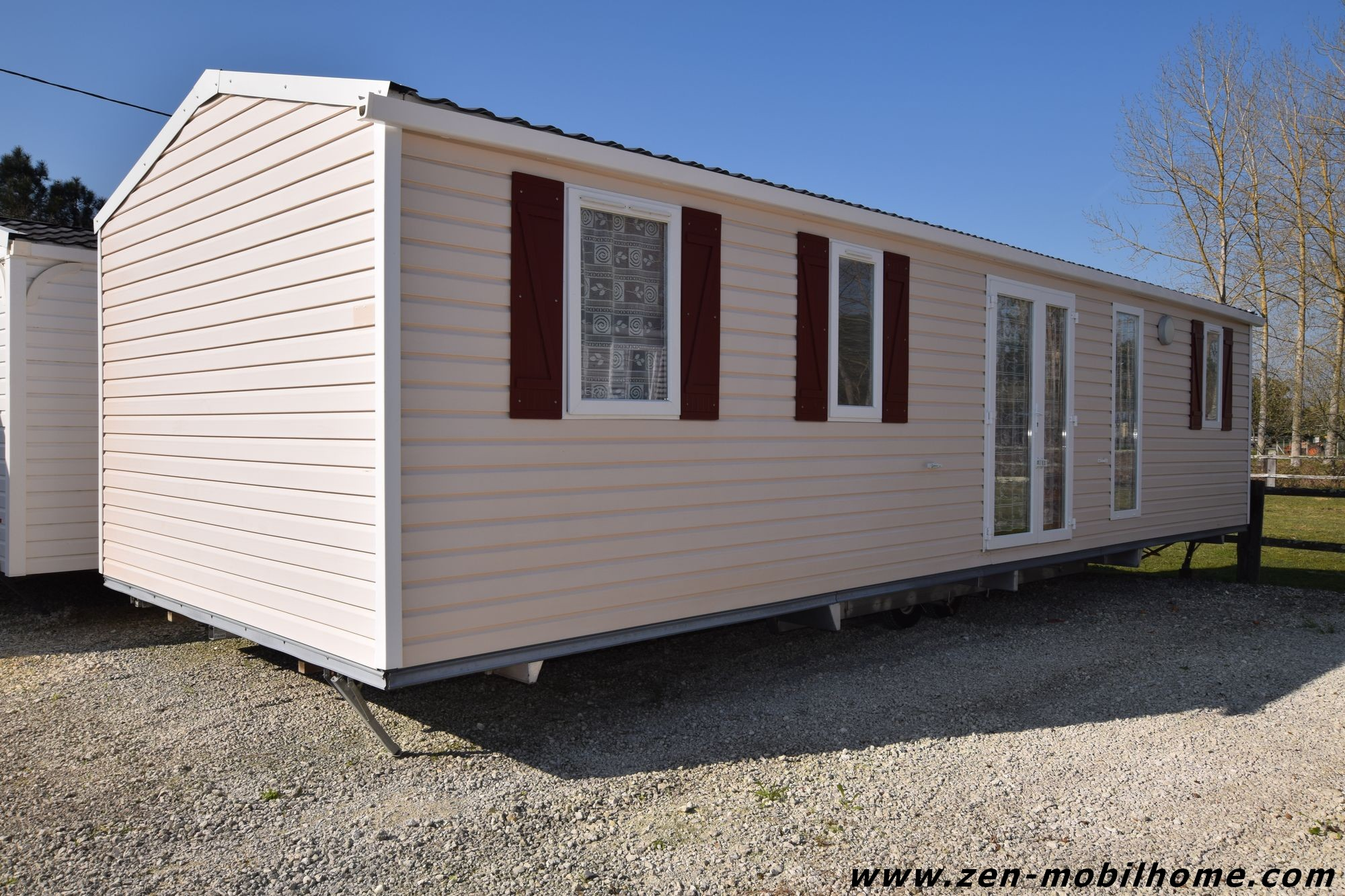 Mobil home occasion etauliers