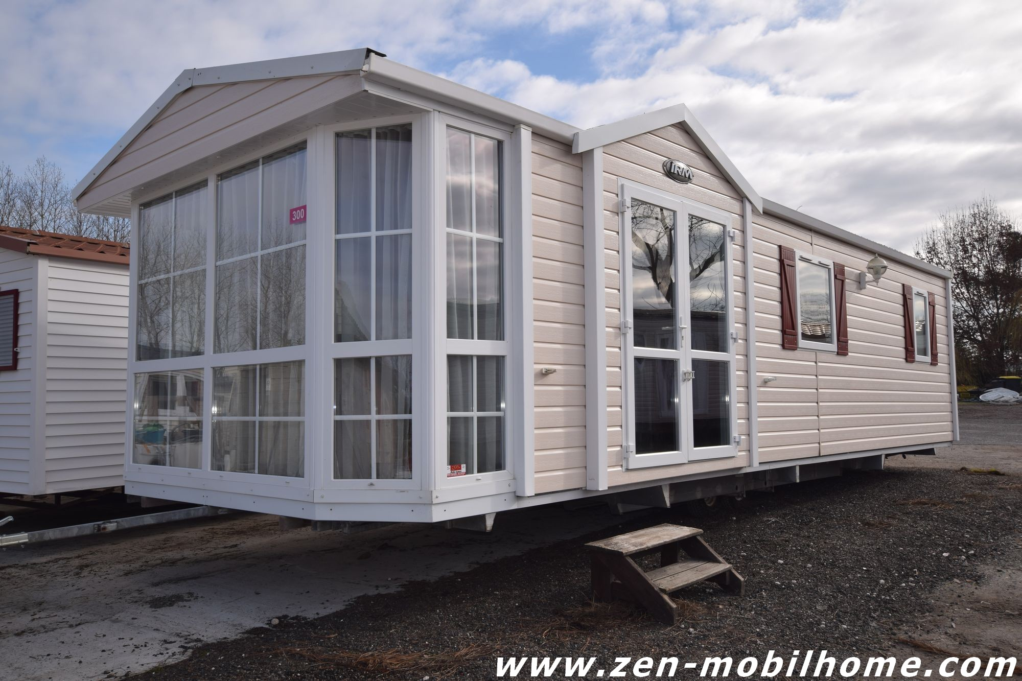 Mobilhome d occasion sur camping