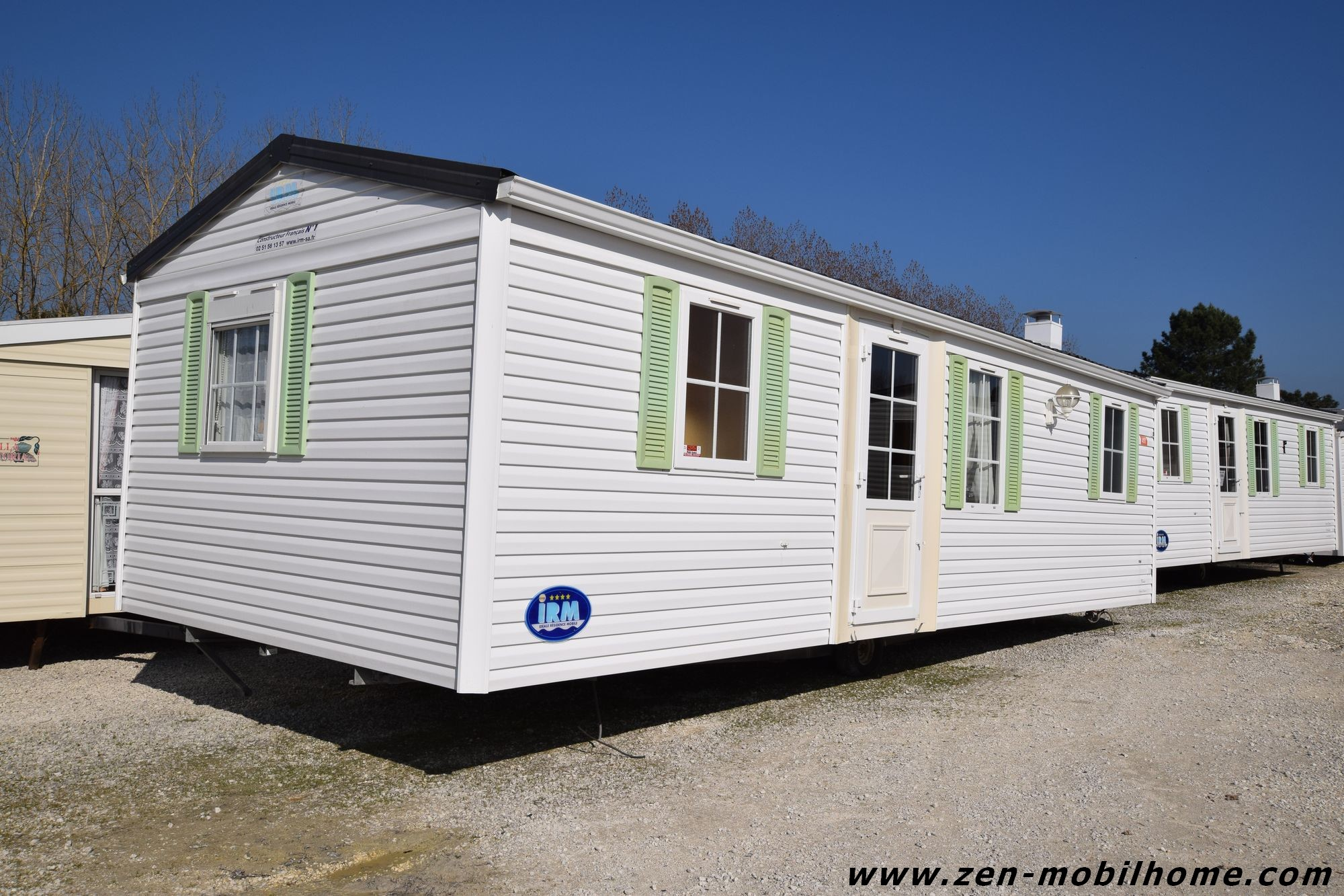 Mobil home occasion tarn