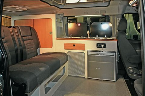 Amenagement peugeot expert camping car