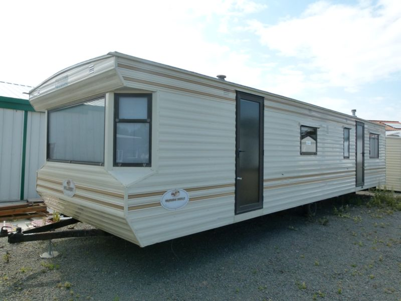 Mobil home anglais occasion 3 chambres